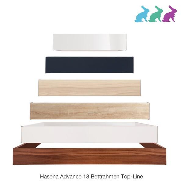 Hasena Top-Line Advance 18 Serie Bettrahmen