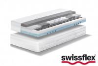 Swissflex Versa 24 GELTEX Inside soft 90x200cm Matratze
