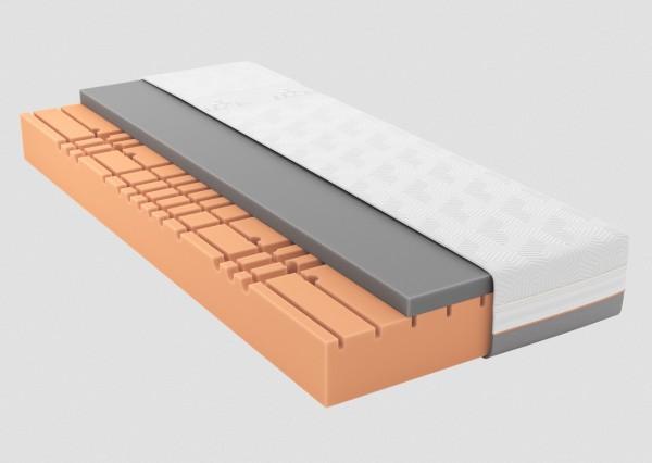 Schlaraffia GELTEX Quantum Touch 240 Gelschaum Matratze 90x200cm