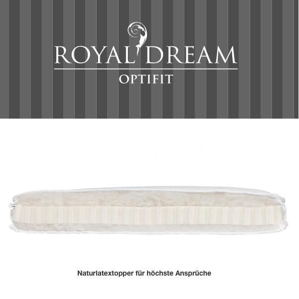 Royal Dream Naturlatex Topper
