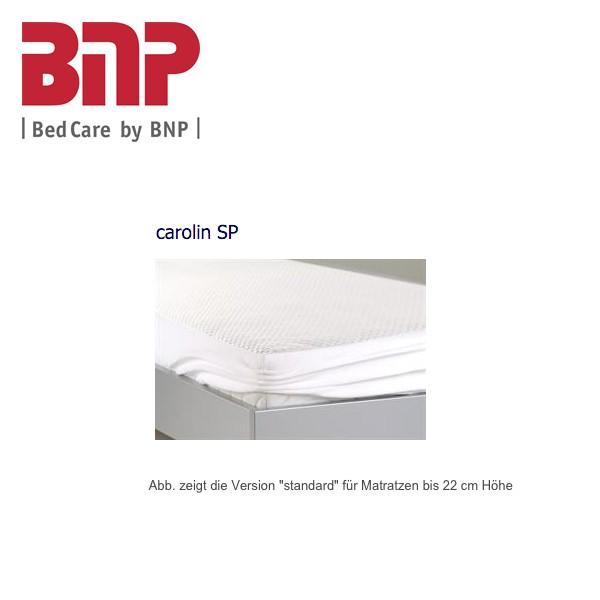 BNP Bed Care carolin SP Matratzen Auflage Stretch-Line Standard