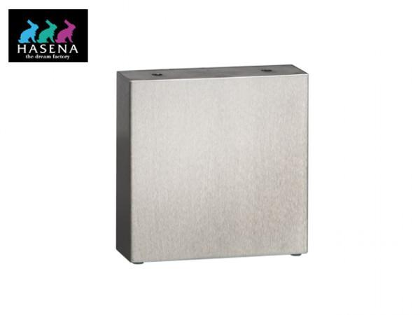 Hasena Quada 4er Set (Bettfüße aus Metall)