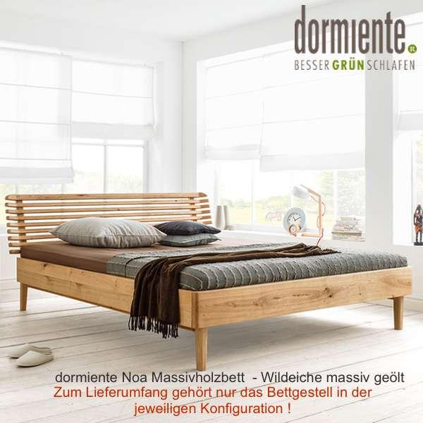 Massivholzbett wildeiche  dormiente Noa Massivholzbett | Betten | Möbel | Living Domani