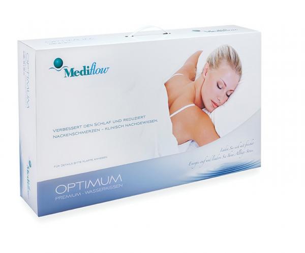 Mediflow OPTIMUM Premium Wasserkissen 40x80cm