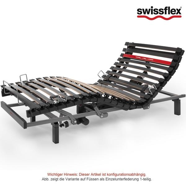 2 Swissflex Sf 585 R Lattenrost Elektrisch Verstellbar 90 X 190