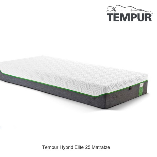 Tempur Hybrid Elite 25 Boxspringmatratze