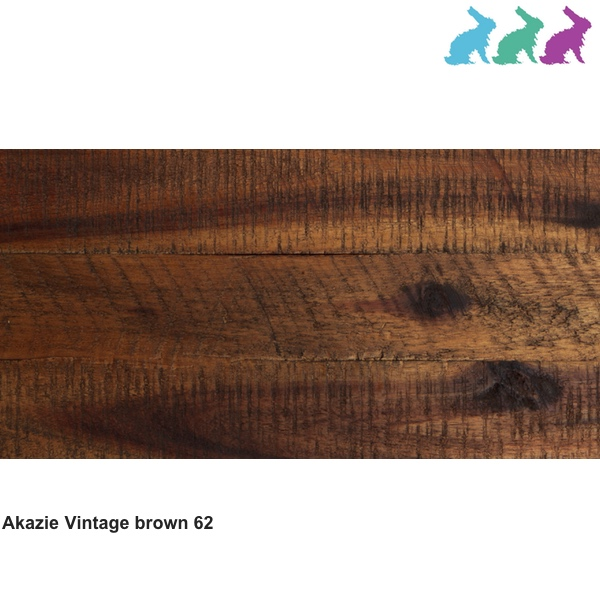 HASENA Factory Line Nachttisch Rio Akazie vintage brown