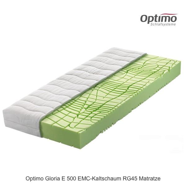 Optimo Gloria E 500 Kaltschaum Matratze