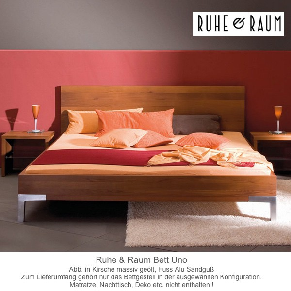 Ruhe Raum Uno Designerbett Living Domani
