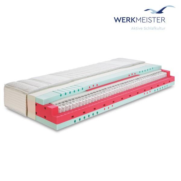 Werkmeister M T631 Taschenfederkernmatratze