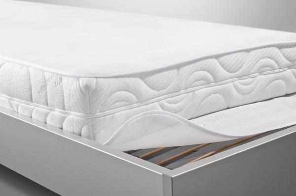 BNP Bed Care air-tec Matratzen Auflage / Unterlage