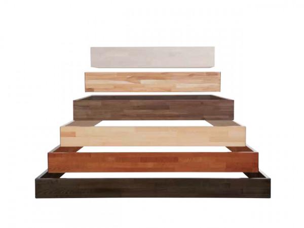 Hasena Wood-Line Classic 16 Serie Bettrahmen