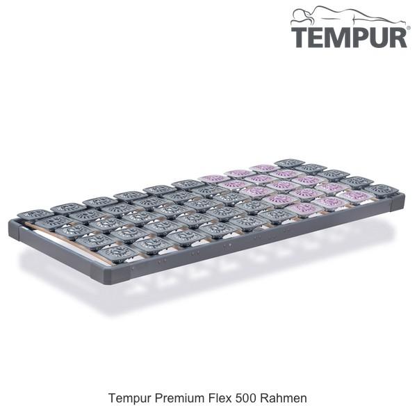 Tempur Premium Flex 500 Rahmen