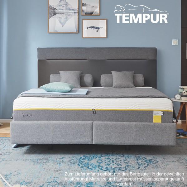 40cd61f1341e32 Tempur Relax Texture Bett