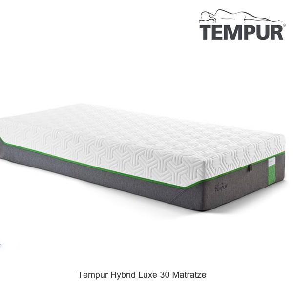 Tempur Hybrid Luxe 30 Boxspringmatratze