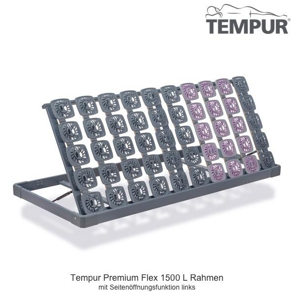 05c1b1730fc680 Tempur Premium Flex 1500 L Rahmen